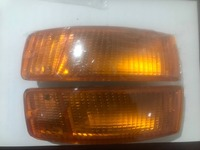 Turn Signal Light Indicator Front Set For Audi 80 90 B4 8g 88 00 Coupe Indicator