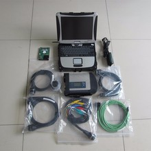 mb star c4 sd connect with 2018.03 software with cf19 laptop toughbook mb star c4 sd connect c4 tool diagnose ready to use