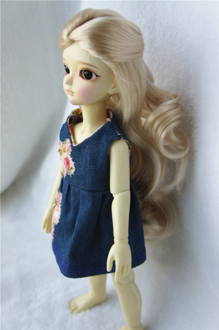 Alice Fantasy Synthetic Mohair Wigs YOSD 1/6 Resin doll wig BJD doll accessories