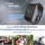 R1 Pasómetro Bluetooth Inteligente Táctil de Banda Pulsera Heart Rate Monitor Deportes Muñequera Rastreador de Ejercicios para el iphone IOS Andriod