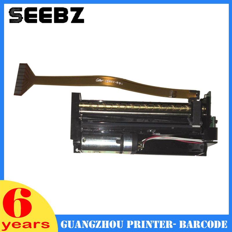 SEEBZ Printer Supplies Print head Thermal Printhead For Seiko SII MTP401-40B-E Printer Printing Accessories zonerich thermal printer head b 58gk 58mk ecr800 1200 1000af 2000af pos machine compatible ftp 628mcl101 sii z245m printhead
