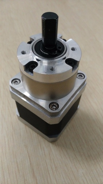 US $19 95 5% OFF New Arrival! Wantai Stepper Geared Motor  42BYGHW811AG5 18with 1:5 18 ratio 2 5A 350oz in CNC Reprap 3D Printer-in  Gearboxes from Home
