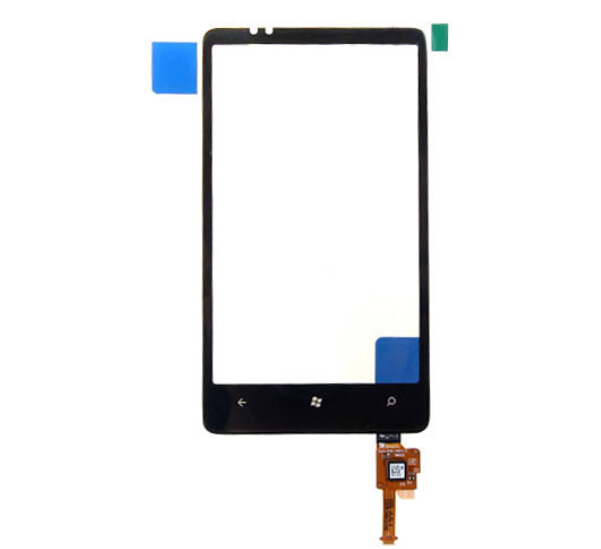 1piece Touch screen digitizer touch panel For HTC HD 7 replacement part free shipping china post