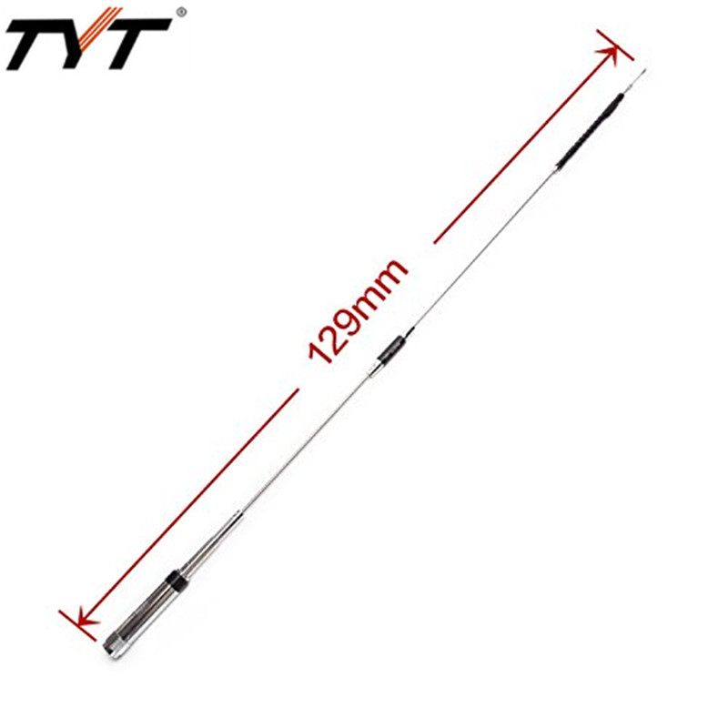 TYT Original High Gain Quad band 29/50/144/430Mhz Antenna for Car Radio TYT TH 9800 Plus Mobile Radio