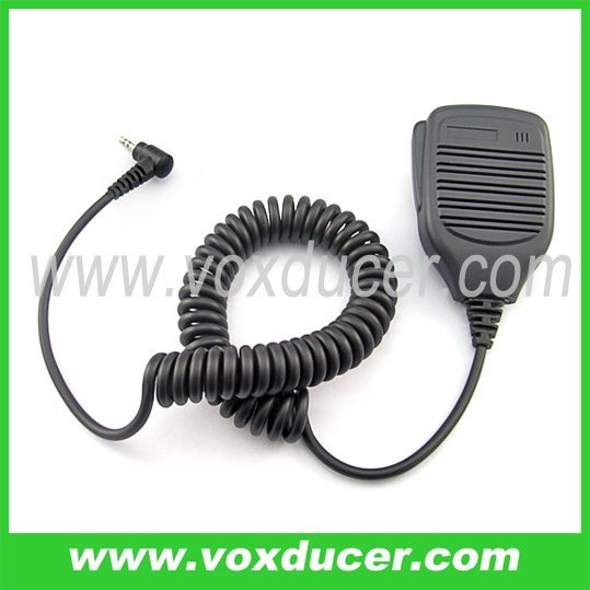 Push to talk speaker microphone for Quansheng two way radio TG-5A