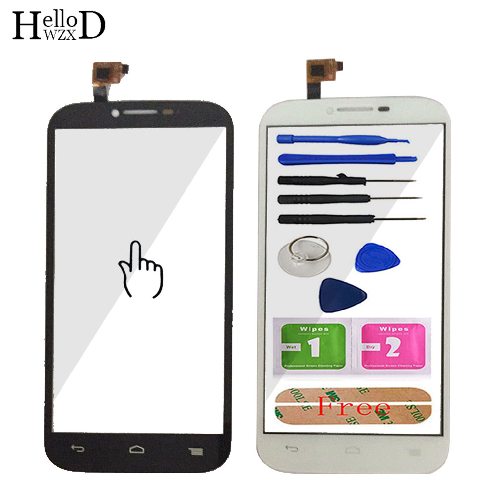 5.5' Mobile Touch Screen For Alcatel One Touch Pop C9 7047 7047D OT7047 Touch Screen Glass Digitizer Panel Sensor Tools Adhesive