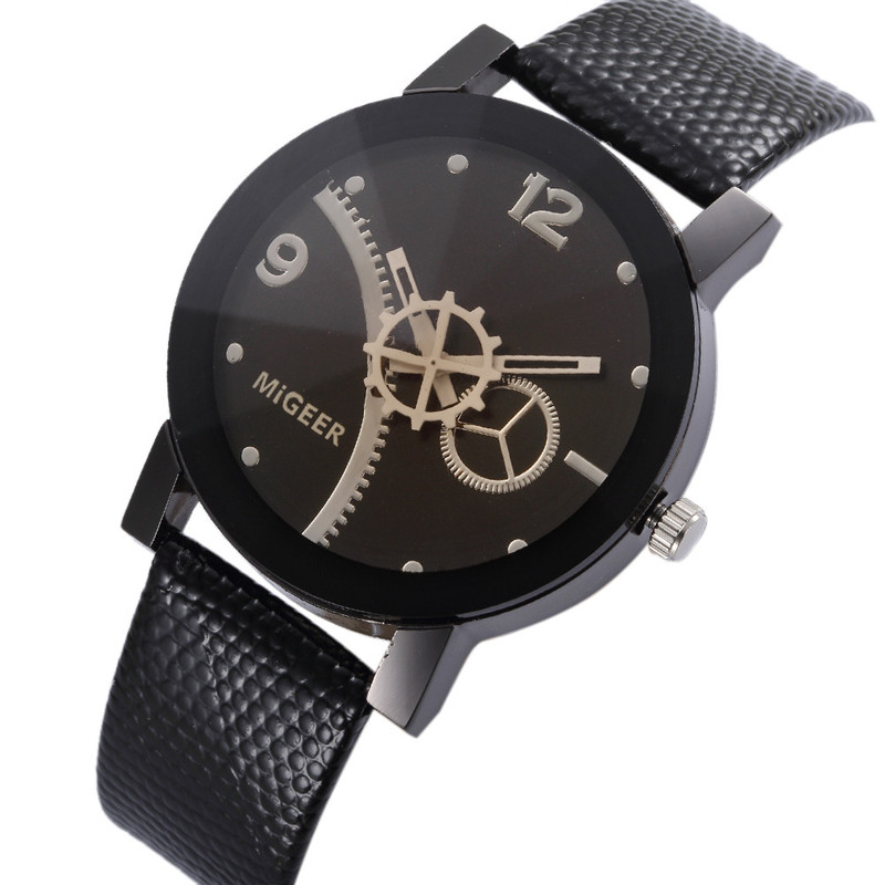 Hot sale!1PC fashion men watch Retro Design Leather Band Analog Alloy Quartz Wrist Watch  relogio masculino Dropshipping NMX11 watch men leather band analog alloy quartz wrist watch relogio masculino hot sale dropshipping free shipping nf40