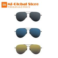 original xiaomi Turok Steinhardt TS Nylon Polarized Sunglasses Colorful RETRO 100% UV Proof Fashionable Black Sun Lenses unisex