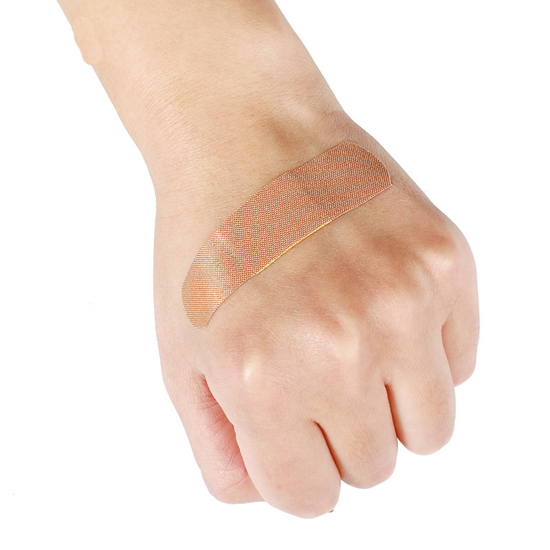 20/50/100Pcs Medical Band-Aid Breathable Skin Bandages First Aid Wound Treatment Plaster Home Travel Outdoor Camp Emergency Kits