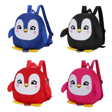 Cute Multifunction Penguin Shaped Toddler's Rein Backpack