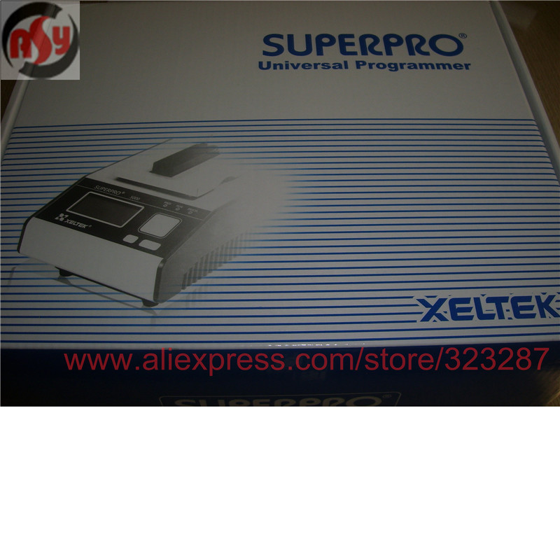NEW ORIGINAL PACKAGING <font><b>SUPERPRO</b></font> <font><b>6100</b></font> / 6100N Universal Programmer image