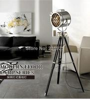 Downlight Floor Lamp Stage Lights Photography Light Tripod French American 's Seclusion Art Designer FL1
