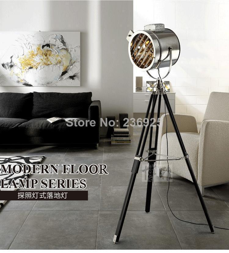 Downlight Floor Lamp Stage Lights Photography Light Tripod French American 's Seclusion Art Designer FL1 светодионый фонарик gorillatorch черный оранж blister j fl1 0тm6