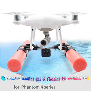 Image 1 - STARTRC Phantom 4 Landing Skid Float kit For DJI phantom 3 4 pro v2.0 Drone Landing on Water Expansion Accessories