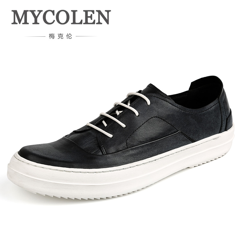 MYCOLEN Men Summer Shoes Loafers Lac-Up Walking Fashion Brand Lightweight Comfortable Breathable Men Tenis Sepatu Casual Pria mycolen 2018 new summer breathable men casual shoes slip on male fashion footwear height increasing sneakers sepatu casual pria