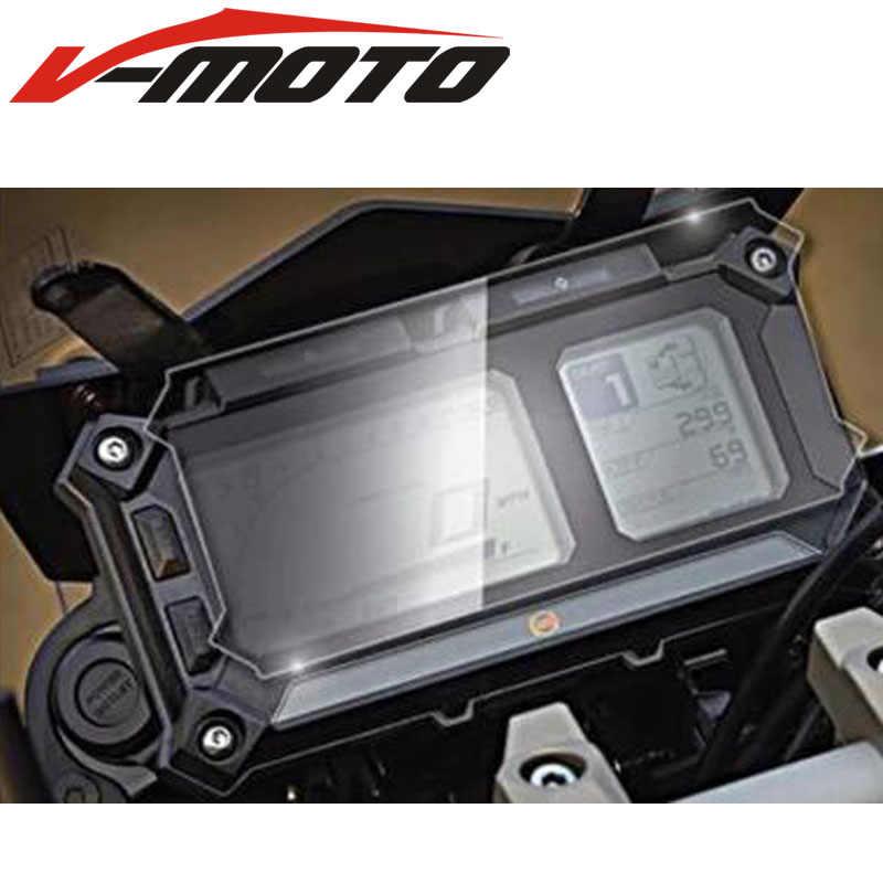 العنقودية الصفر العنقودية شاشة طبقة حماية حامي لياماها MT-09 FJ/MT 09 MT09 الراسم FJ-09 سوبر تنيري