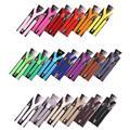 Novos Das Mulheres Dos Homens Unisex Clip-on Suspensórios Elastic Y-shape-Forma Suspensórios Ajustáveis Sólidos 25*100 cm Colorido