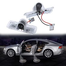 2 Pcs Car Door Light Up LED Logo Projector Lights Welcome Light For Nissan Altima Maxima