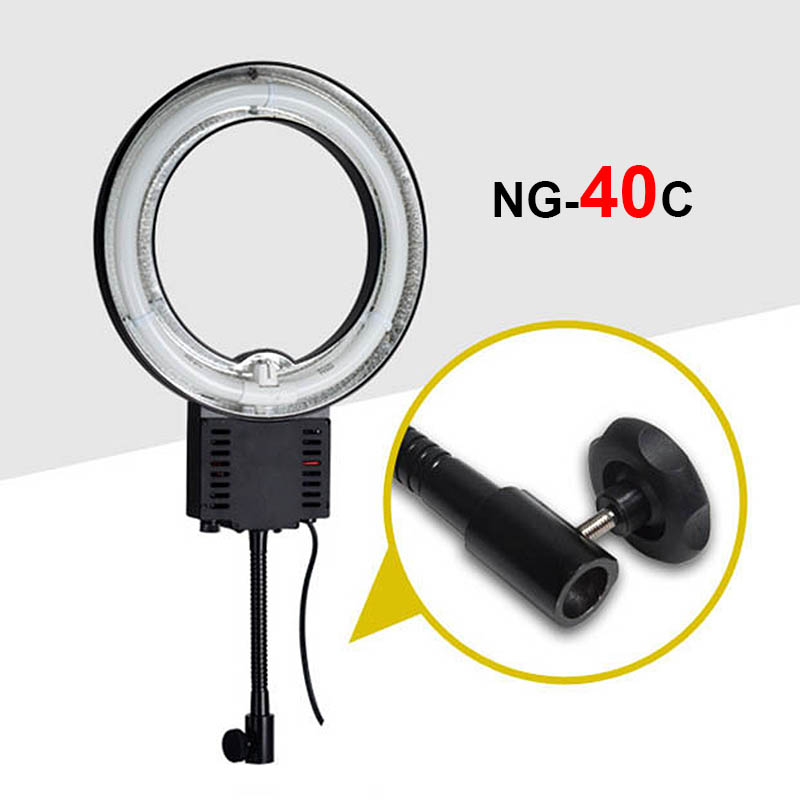 Նոր NG-40C օղակաձև 40W 3166lm 5400K 12