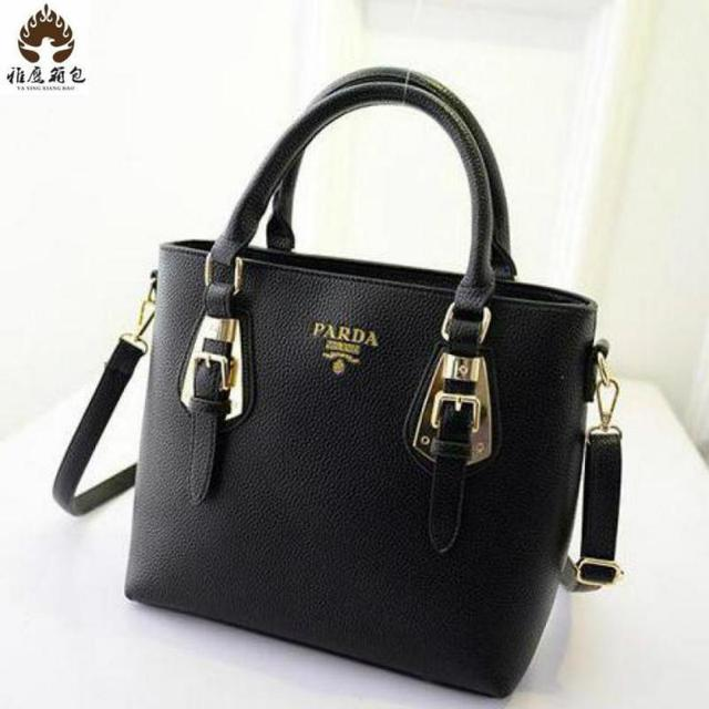 2017 Handbags Famous Brands For Women Pu Leather Bags Casual