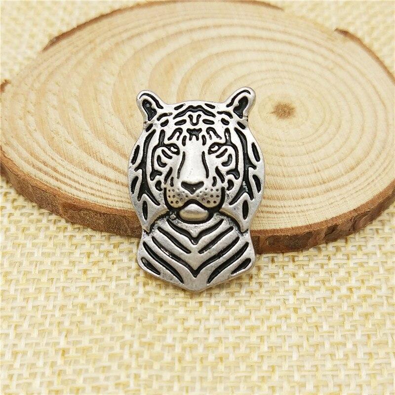 LPHZQH vintage broches tijger Broches Kraag Pin Sieraden Kleding - Mode-sieraden - Foto 2