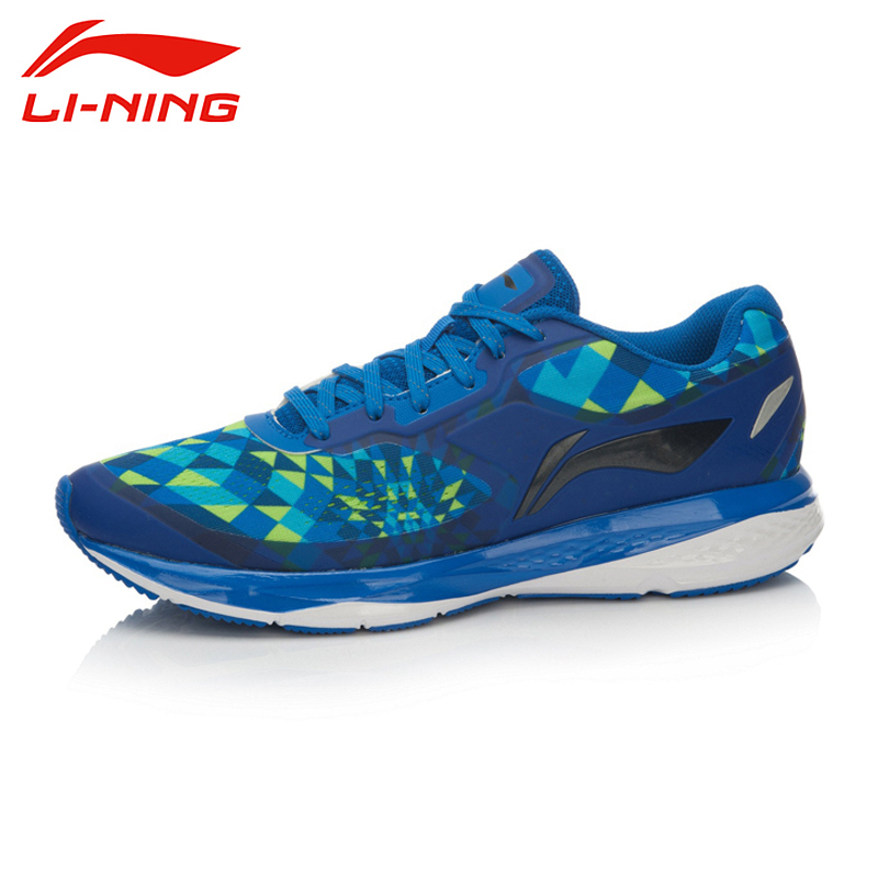 LI-NING Brand New Arrival LiNing-Cloud Shock-Absorbing Professional Running Sports Shoes Trendy Style Sneakers ARHK089 XYP094 original li ning men professional basketball shoes