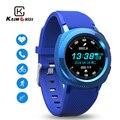 Bluetooth Смарт-часы для мужчин монитор сердечного ритма Смарт-часы ответ на вызов фитнес Смарт-часы для Android IOS смарт-телефон часы