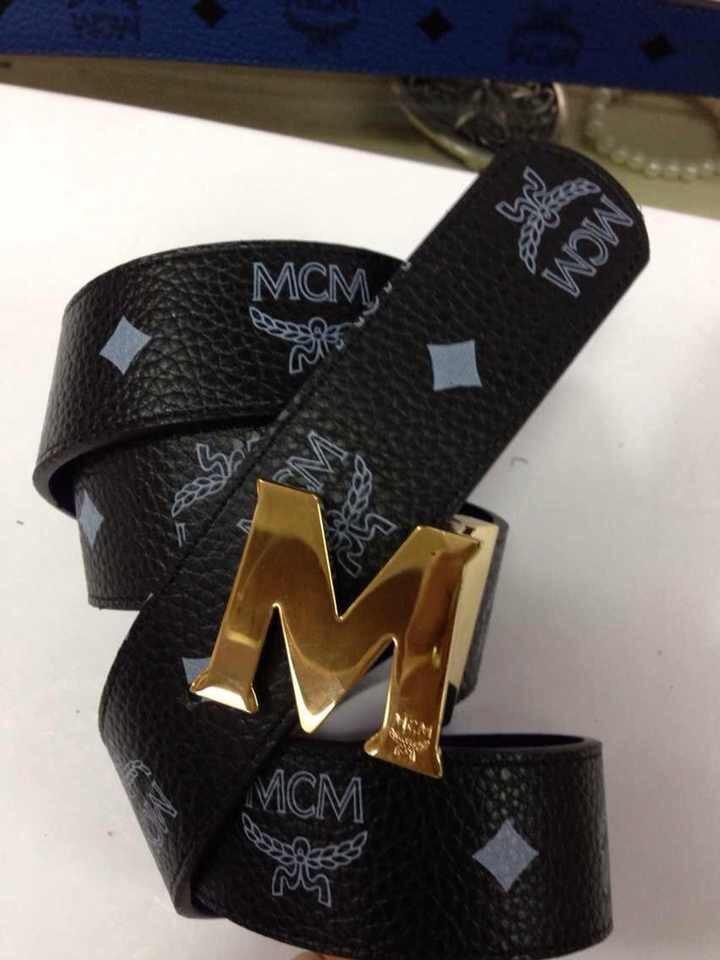 Cool Mcm Belt For Men Cool Belts For Women Fashion Mcm