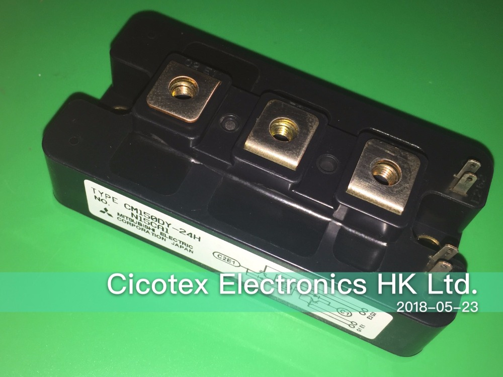 CM150DY 24H MODULE IGBT MOD DUAL 1200V 150A H SER
