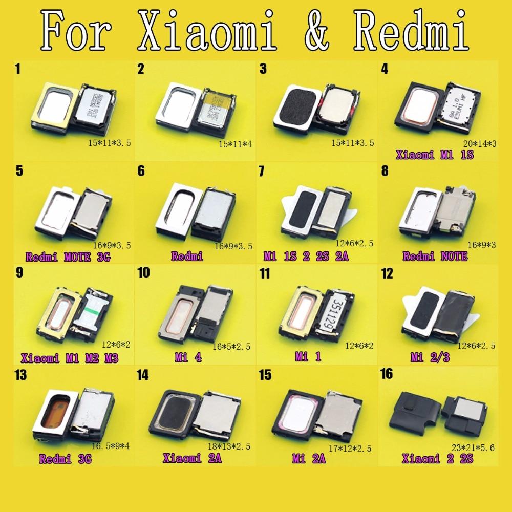 Loudspeaker Loud Speaker Buzzer For Xiaomi Redmi Hongmi NOTE 3G  M1 1S 2S 2A MI 2A   3S MI4 M3 M2 MI2/3 Pro SE Top Quality