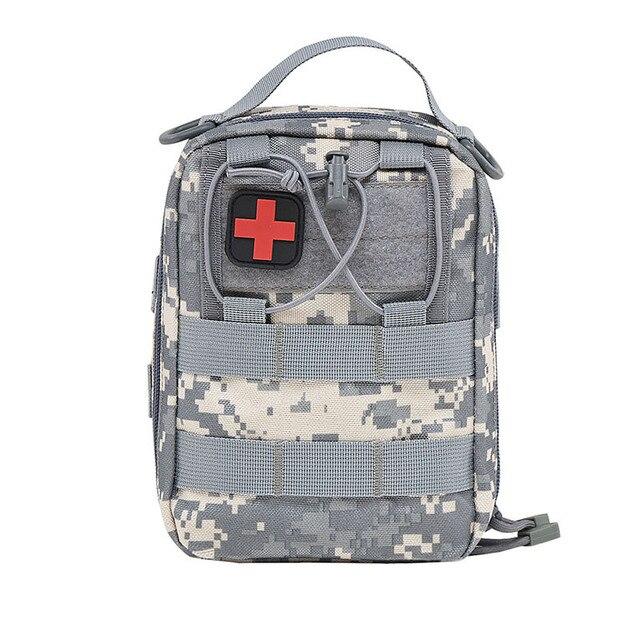 d10b3b4b3c514 Medizinische Pack Militär Sport Bag Dienstprogramm Reisetasche Wandern  Outdoor Tasche Sport Klettern Tasche Taktische Wandern Rucksack