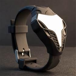 Reloj Цифровой Hombre Для мужчин спортивные часы Творческий Desjgn светодиодный цифровой двойной перемещение Для мужчин t военные электроника часы
