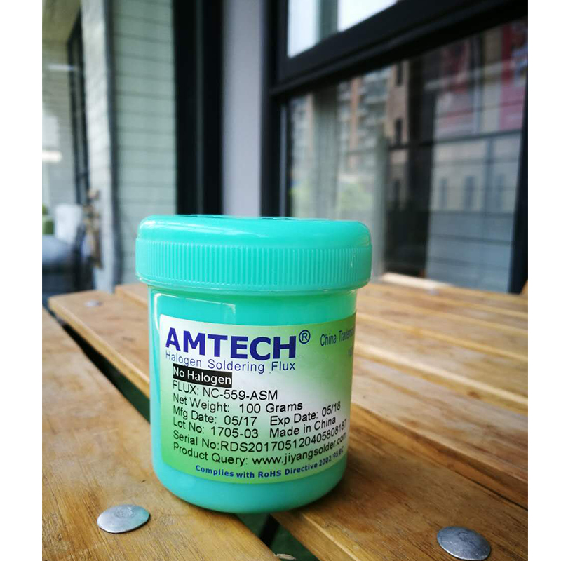 цена на Solder paste AMTECH Nc-559-asm 100g Leaded Free Soldering Flux Welding Paste Flux 559 Nc-559 soldering iron Soldering paste