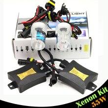 55 W conversión de xenón HID KIT H1 H3 H4-2 H7 H8 H11 H9 H11 9005 9006 9007-2 880 881 bombilla lastre para linterna del coche luz de niebla DRL