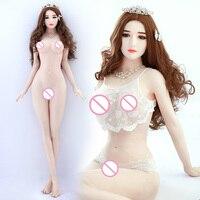 HDK NEW 170cm (5.57 ft) Real dolls Silicone Sex Dolls Lifelike Realistic ass Breast Masturbator Japanese sex doll Vagina sex