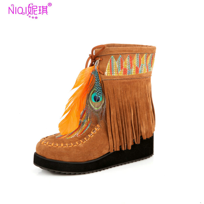 Online Get Cheap Faux Fringe Boots -Aliexpress.com | Alibaba Group