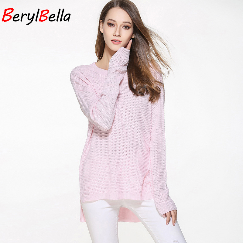 Jersey Mujer Suéter Camisa Invierno Primavera Suéter Oversized - Ropa de mujer - foto 4