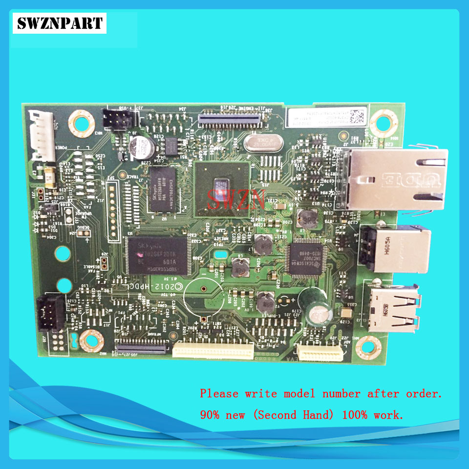 FORMATTER PCA ASSY Formatter Board logic Main Board MainBoard mother board for HP M477fdn M477fdw M477fnw M477 CF379-60001 ce670 60001 formatter board for hp p1102w 1102w formatter pca assy logic main board mainboard mother board