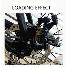 Aluminum Front Rear F160/R140 Disc Mechanical Brake Caliper Bike Mountain august20