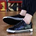 Novo Design de Calçados de Moda de Alta Qualidade Da Marca de Luxo Homens Vestido De Negócios sapatos Casuais sapatos de Couro Genuíno Mocassins Sapatos Masculinos Formais