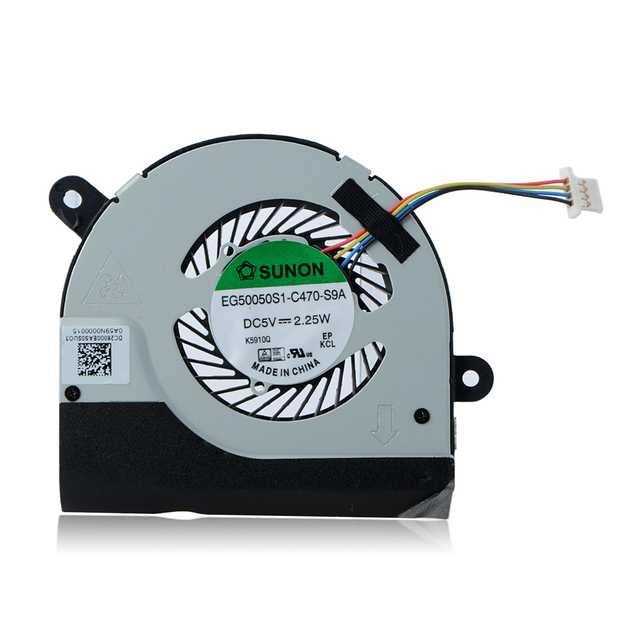 US $2 79 |For HP Pavilion 11 N000 X360 310 G1 Probook 470 G2 Laptop CPU  Cooling Fan 5V 4pin New CPU Fan Repair Parts For HP 11 N X360-in Fans &