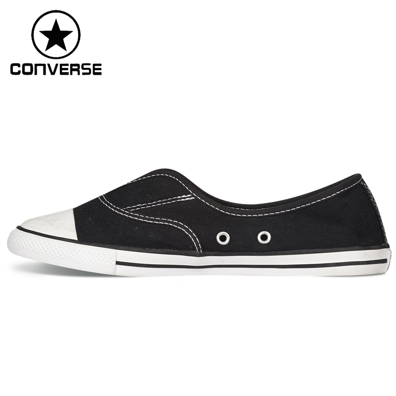 ФОТО Original New Arrival  Converse Chuck Taylor All Star Cove Women's Skateboarding Shoes Canvas Sneakers