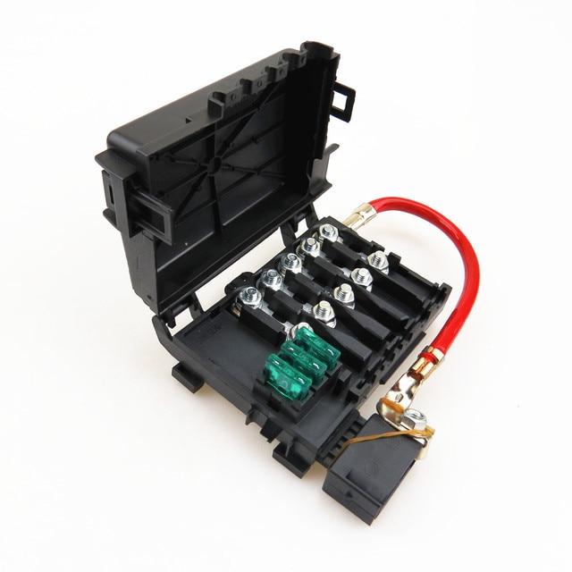 READXT New Battery Fuse Box Assembly For VW Golf 4 MK4 Jetta Bora