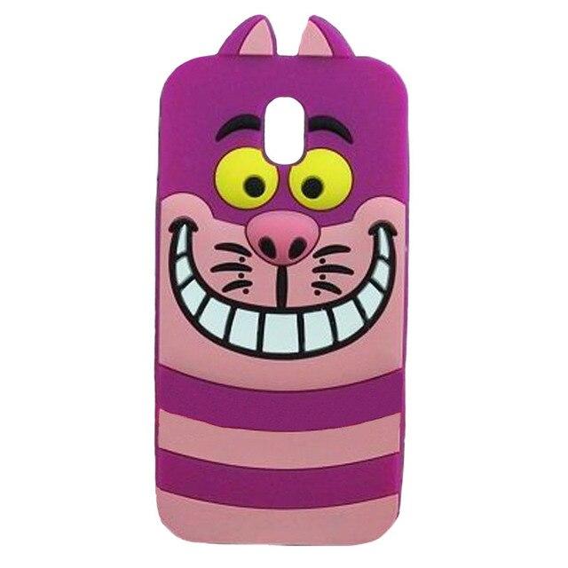 Case For Coque Samsung Galaxy J5 2017 Case Cute 3D Cartoon Cat Stitch Silicon Cover For Samsung Galaxy J3 J5 J7 2017 Pro EU Case