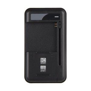 Image 2 - Cargador de batería Universal con puerto de salida USB para batería de alto voltaje de 3,8 V para Samsung Galaxy S2 S3 S4 J5, Note 2 3