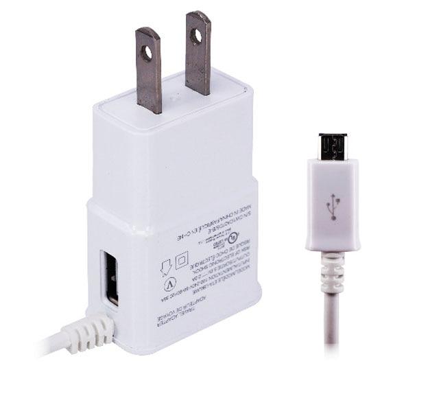 2A UE US Micro USB teléfono móvil cargador portátil para Samsung Galaxy S4 MINI/Ace 3