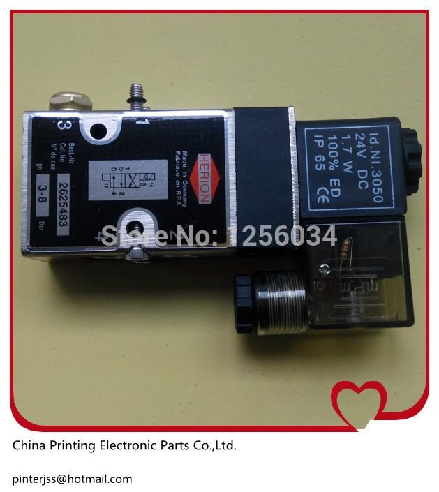 1 piece 98.184.1051/01 Hengoucn 4/2-way valve, 61.184.1051, 98.184.10511 piece 98.184.1051/01 Hengoucn 4/2-way valve, 61.184.1051, 98.184.1051