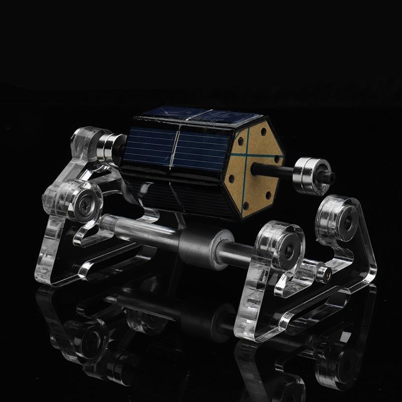Stark-2 Solar Motor de Levitação Magnética Modelo
