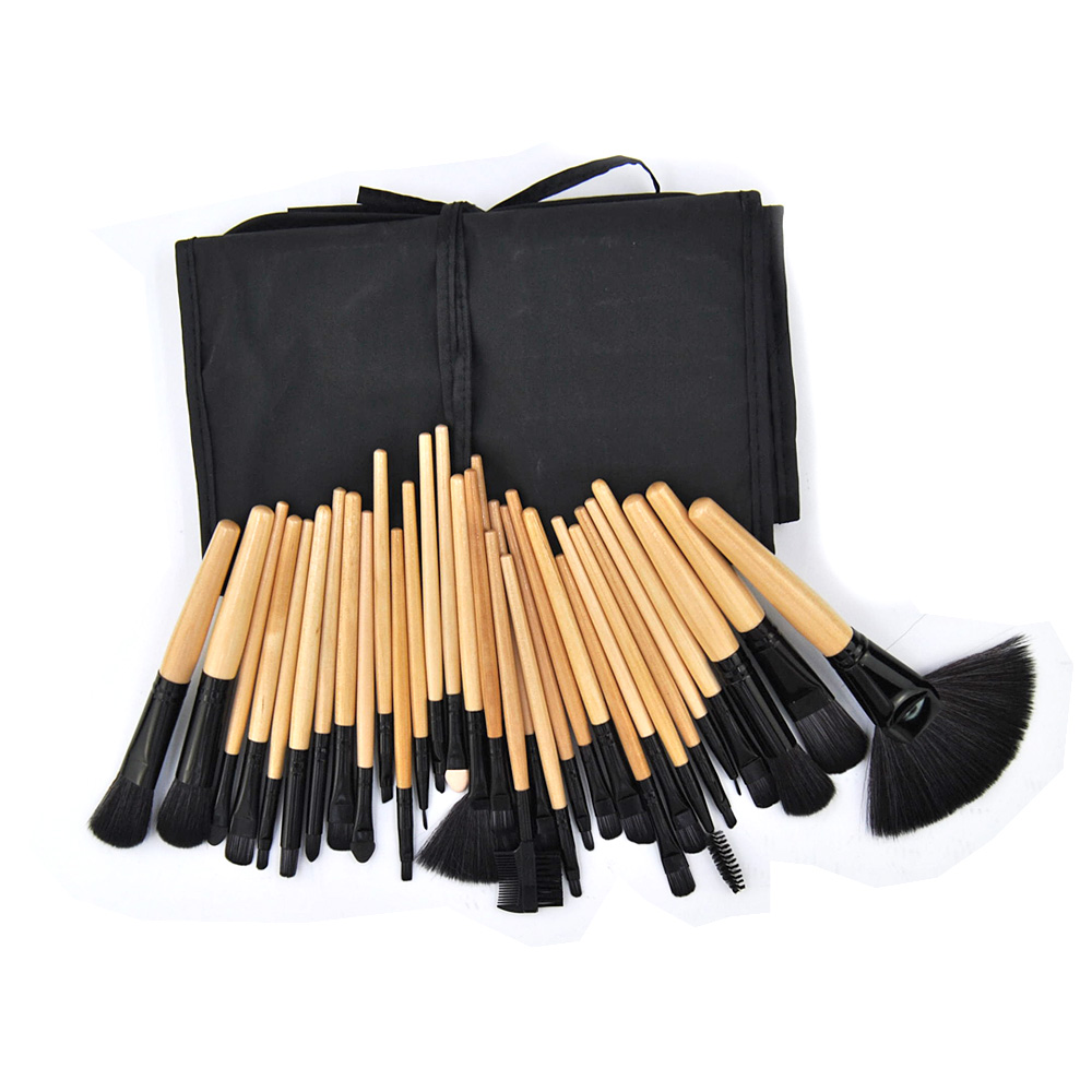 32 pcs Makeup Brushes Sets Foundation Blusher Powder Brushes with Cosmetic Bag Beauty Tools pincel maquiagem Dropshipping