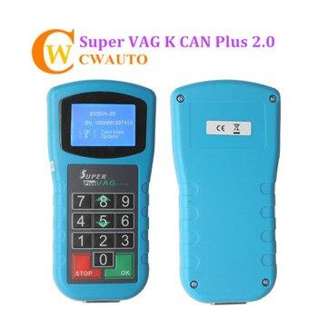 Super VAG K+CAN Plus 2.0 Key Programmer Odometer Correction for VAG Car Diagnostic Scanner